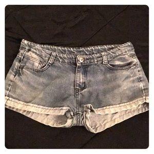Classic Denim Shorts Size 30